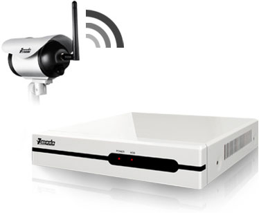 Perfect Wireless Network DVR