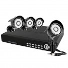 8CH  Security DVR Sony CCD Outdoor CCTV Surveillance Camera System - 500GB Hard Drive