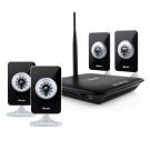 4-Camera Mini Wireless NVR System