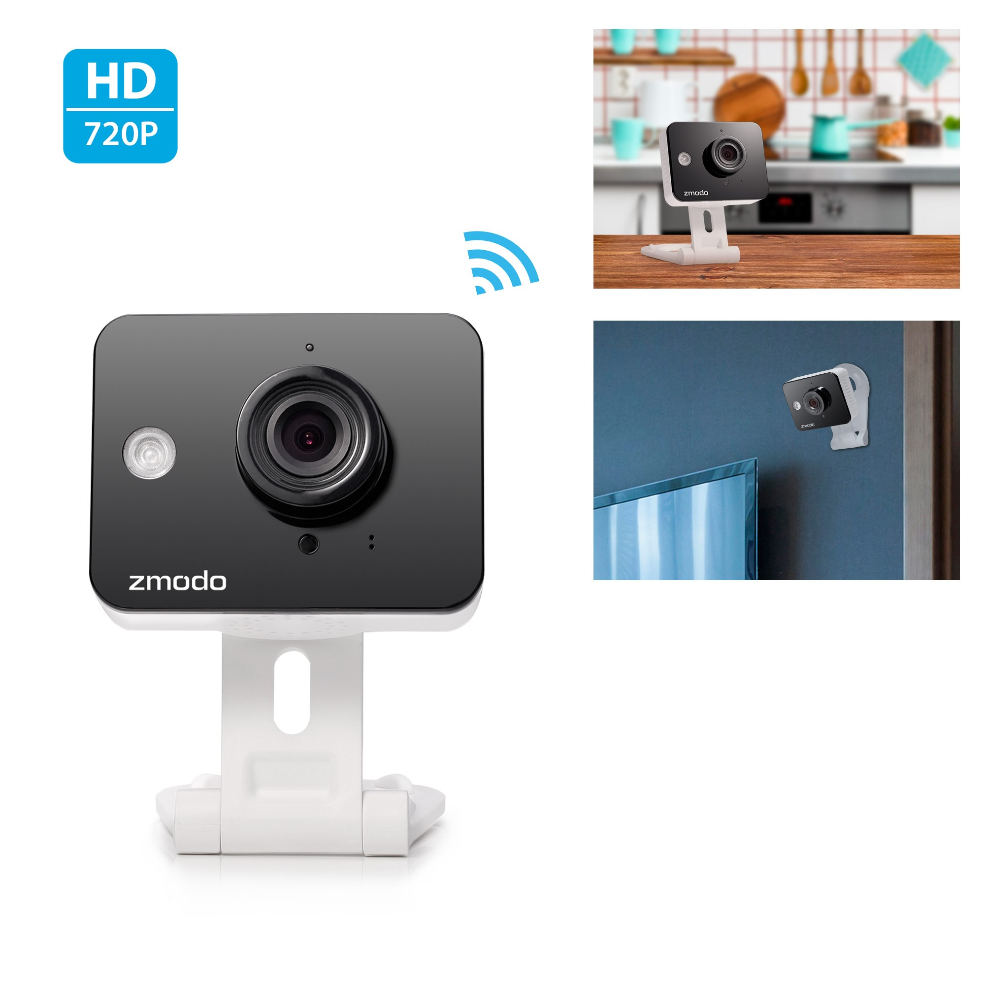 zmodo mini wifi camera. Black Bedroom Furniture Sets. Home Design Ideas