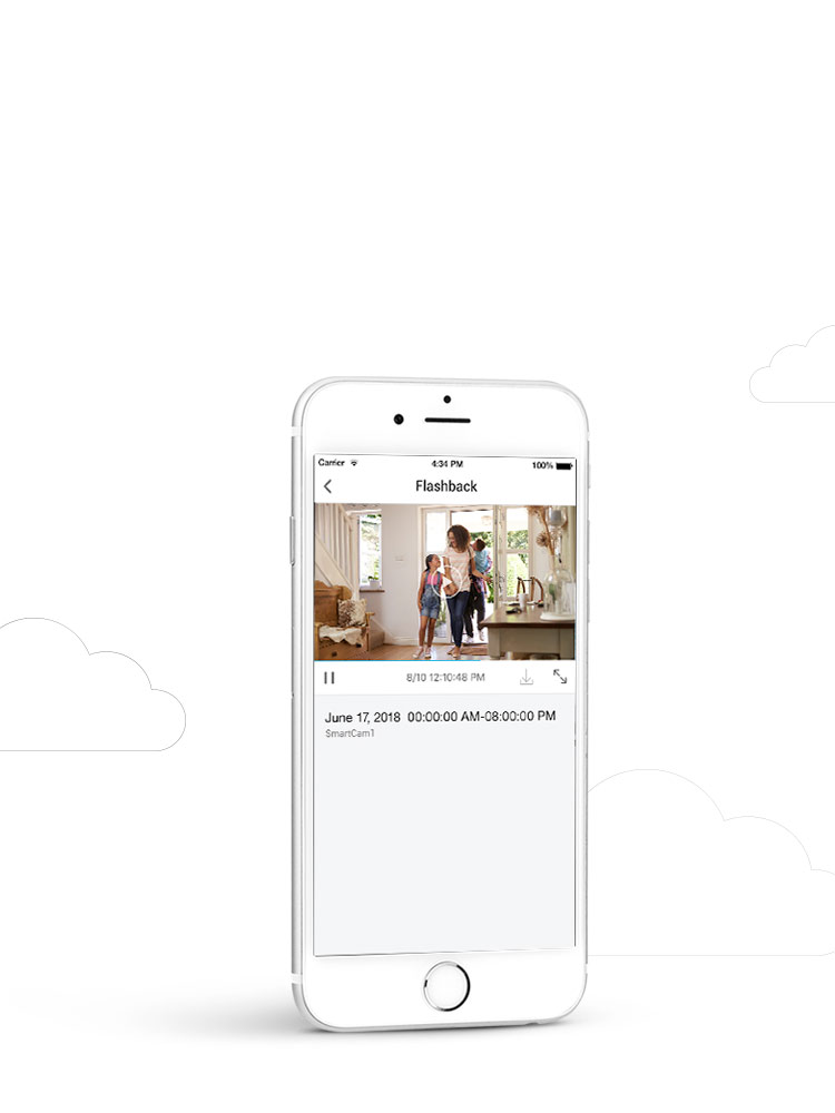 Zmodo Cloud Service - 24/7 Recording Plan for Your Home Security