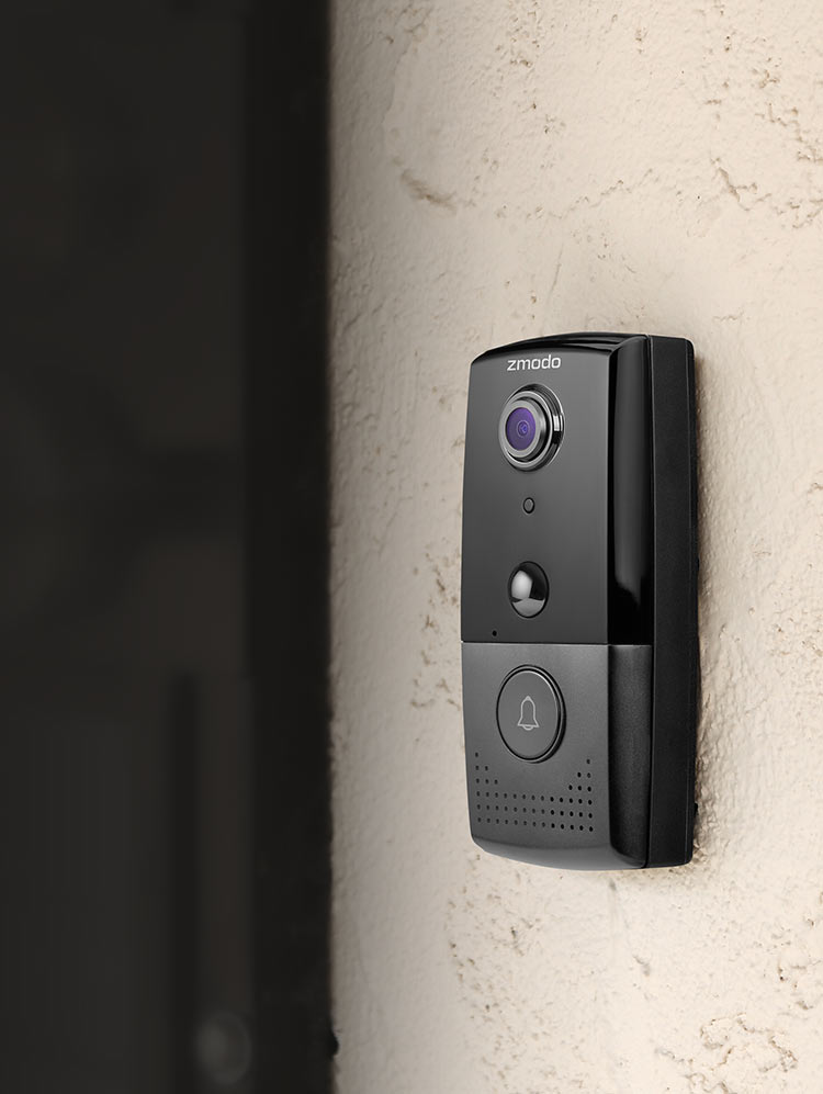 Zmodo Greet Hd 1080p Smart Wifi Video Doorbell For Home