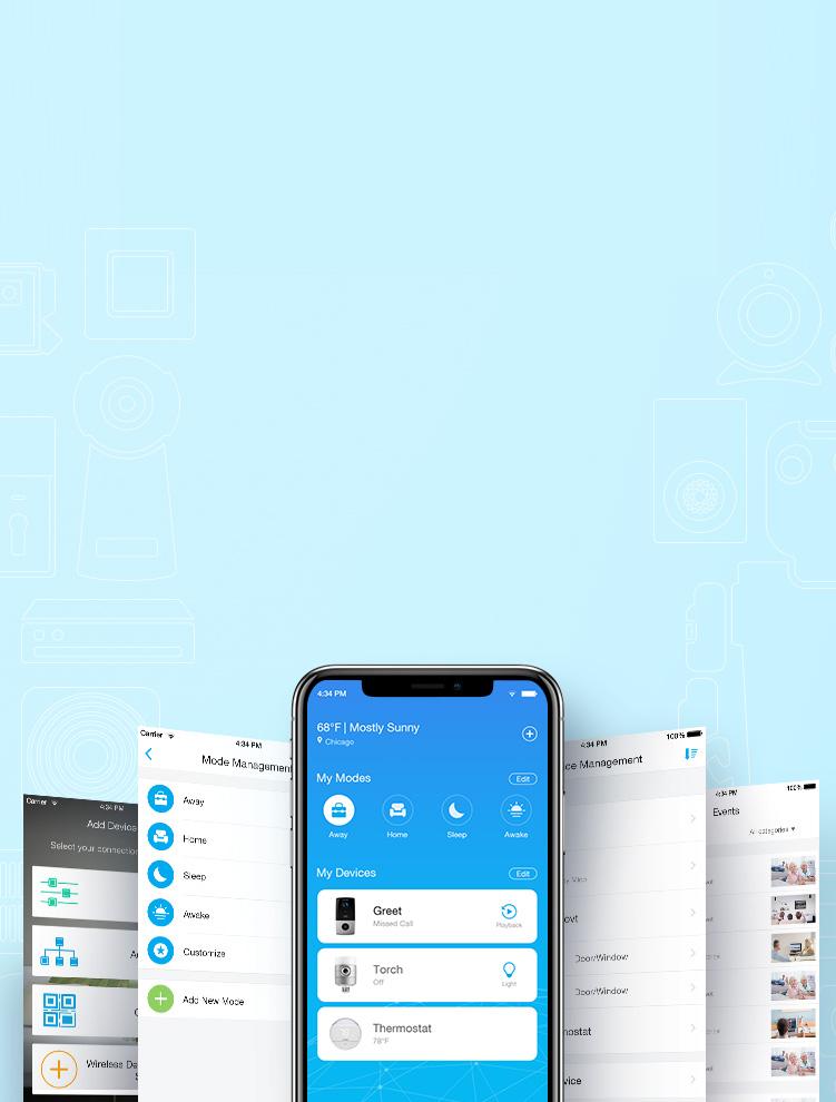 Zmodo App Update  Smart Home, Smart Life