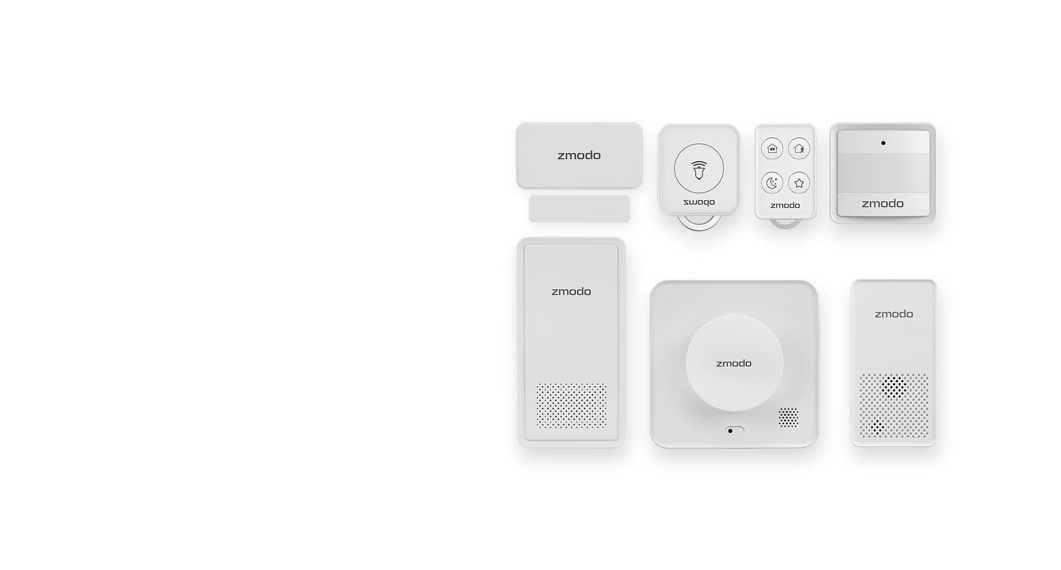 Zmodo Smart Accessories Kit - Connect Your Home in a Smart Way