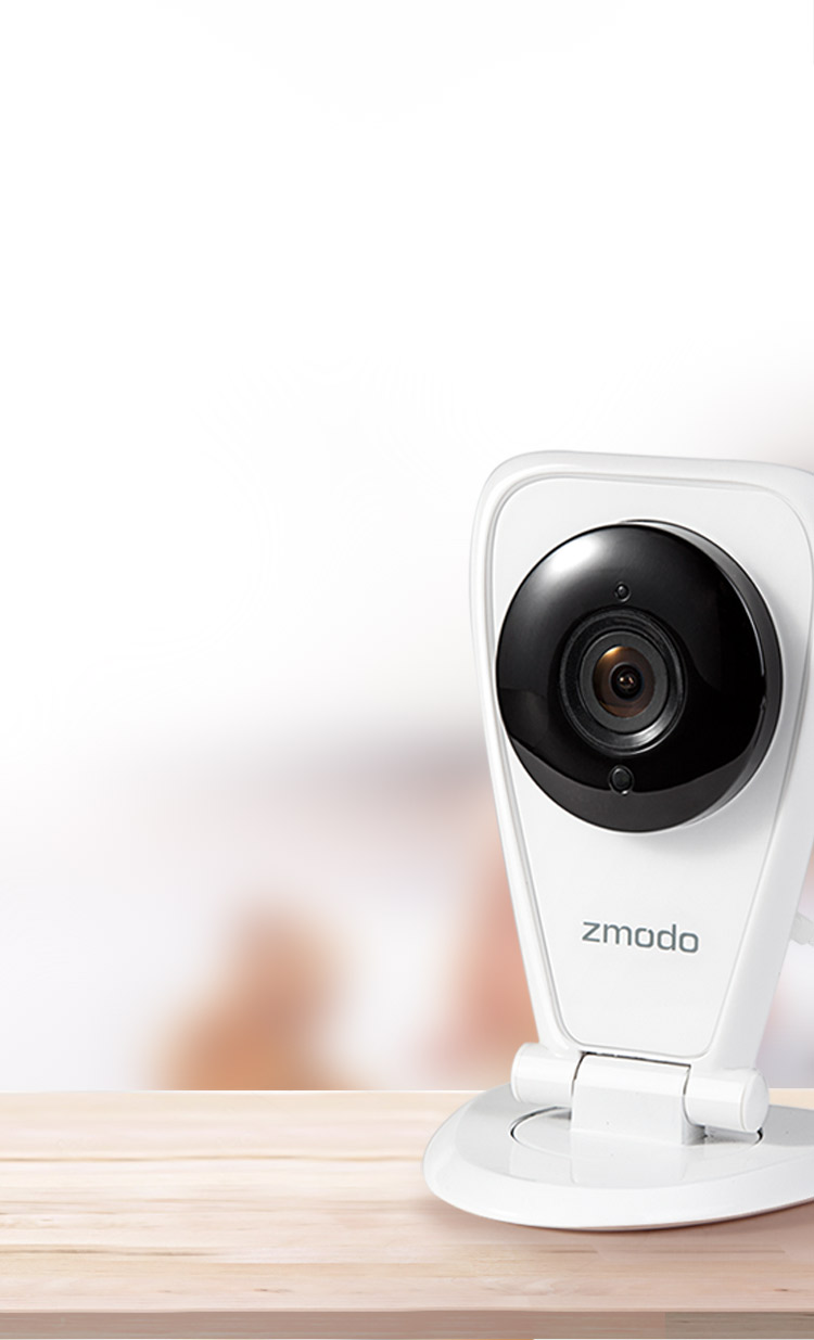 Zmodo EZCam - 720p WiFi Cloud Cam with 2-Way Audio